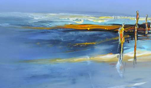Landschaftsmalerei als Experiment