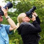Unterwegs mit der Kamera zum Fotografieren lernen
